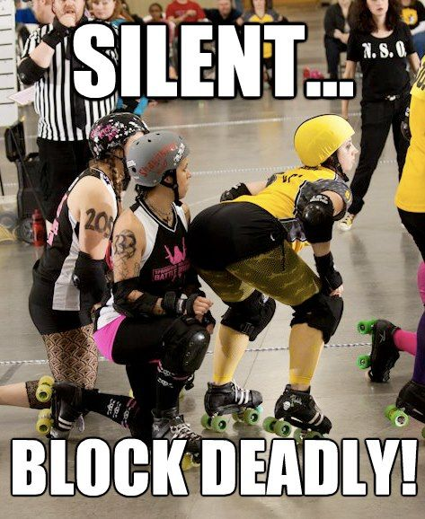 Silent Block Deadly